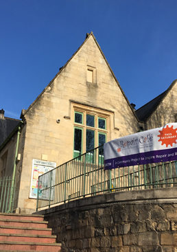 Repair cafe New Oriel hall